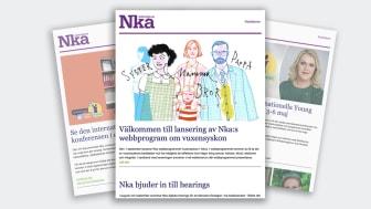 Nyhetsbrev nr 6 från Nka