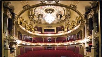 Hovedscenen på Nationaltheatret. Foto: Gisle Bjørneby.