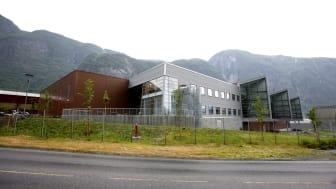 NorSuns fabrikk i Årdal (Foto: NorSun)