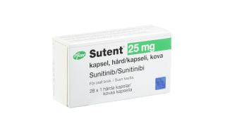 Sutent 25 mg
