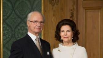 Pressinbjudan: Kungligt besök i Kristianstad 22 maj