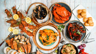 Oh Crab, It's Back! Weekend Seafood Buffet