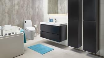Toiletbesøget kan nemt forvandles til en wellness-oplevelse