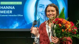 Hanna Meier, Customer Interaction Officer på Vattenfall