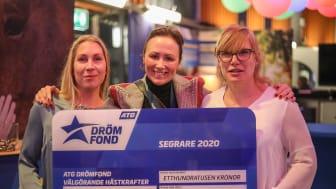 Björnbo Gård vinnare i ATG Drömfond Välgörande Hästkrafter
