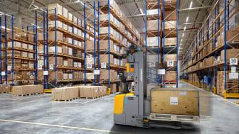 Codorníu, Spaniens ledande cava- och vinproducent, har gett Jungheinrich i uppdrag att automatisera palltransporterna.