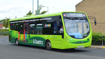 Stanley Bus Station – partial stand closures from 9 December