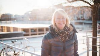 Kathrine Löfberg tillhör fjärde generation och är styrelseordförande i Löfbergs - ett arbete hon nyligen prisades för.