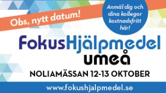 Premiär för Fokus Hjälpmedel Umeå!