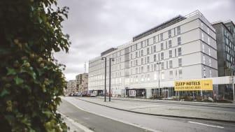 Zleep Hotel Copenhagen Arena i Ørestad i København