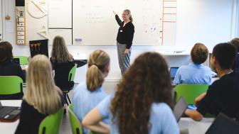 Höga studieresultat på Nordic Internationals grundskolor våren 2021