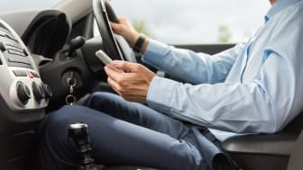 Dangerous handheld phone use at the wheel rockets among some age groups