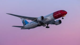Boeing 787-9 de Norwegian, autor: David Peacock