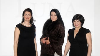 Nordgårdens Linnea och Luna Fashion Sweden