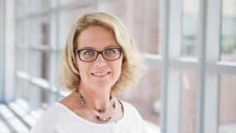 Ulrika Lundh Snis har en unik roll i högskolesverige.