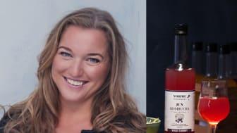Malene Rossil på Nordic Fermentation.
