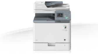 Canon utökar skrivarportföljen för mindre arbetsgrupper och kontor med tre nya multifunktionsenheter för färgproduktion i A4-format