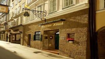 """Salzburger Luxus-Traditionshotel """"Goldener Hirsch"""" eröffnet in neuem Glanz - Sanitärkeramik und Porzellan von Villeroy & Boch"""