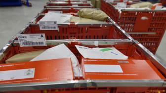 God vekst og resultatutvikling i Posten