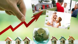 Die KfW-Bank hat durch die verbesserten Konditionen ihrer Darlehen optimale Verhältnisse für die Finanzierung eines Eigenheims geschaffen.