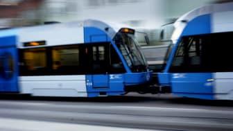Påminnelse: Pressinbjudan till invigning av Tvärbanan till Solna station