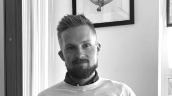 Erik, ny Supply Chain Manager på Arom-dekor Kemi.