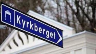 Julmys på Kyrkberget