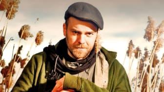 Stiko Per Larsson vandrar 1,2 miljoner steg för utsatta barn i Ukraina