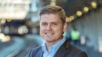 Mats Johannesson, VD MTR Express