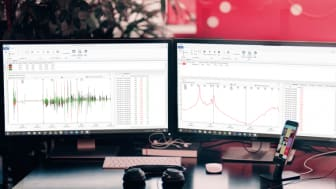 Fullfjädrat analysprogram för mätdata – alltid uppdaterat