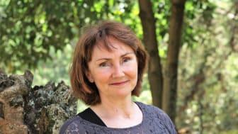Anneli Rogeman, vd Vi-skogen och We Effect. Foto: Mårten Wallendahl