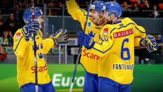 Europcar ny partner till Svenska ishockeyförbundet