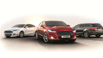 Uuden Ford Mondeo -malliston kaikki korimallit