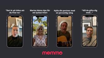 Börje Salming, Maria Montazami, Patrik Isaksson & Anders Svensson.