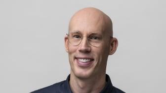 Martin Lindecrantz, EVP HR Dustin