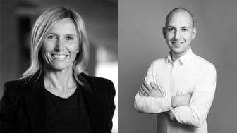 Prisca Collins et Valbon Bajrami de Garmin se réjouissent de cette collaboration avec Bucherer.