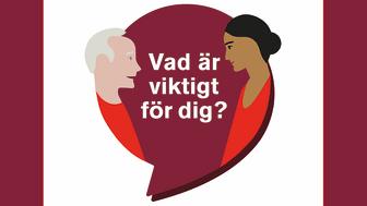 Stockholms Sjukhem vill veta: Vad är viktigt för dig?