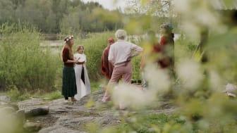 Foto: Elin Berge, Region Västerbottens bildkonststipendiat 2020