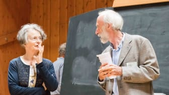 First International Conference on Biodynamic Research: Véronique Chable und Jean-Michel Florin am Goetheanum