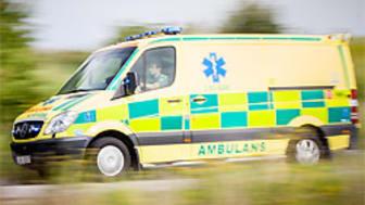 Falck Ambulans får förtroende att driva ambulanssjukvård i Landstinget Västernorrland