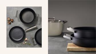 Smegin keittoastiat, uudet sisustustuotteet,  suunniteltu ja valmistettu italiassa