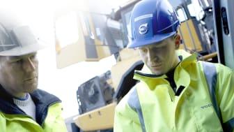 Mit Swecon|smartfuel liefert der Volvo-Handelspartner clevere Lösungen für die Verbesserung der Effizienz und Auslastung von Baumaschinen.