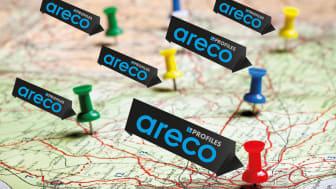Areco Profiles expanderar i Norge