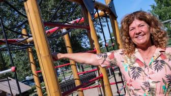 Karin Granberg, specialist i allmänmedicin vid Erikslids hälsocentral ger råd för att undvika infekterade sår i sommar.