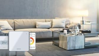Uponor Smatrix Pulse - den nya lösningen för smarta hem