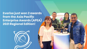 Everise Wins 2x Trophies at the APEA 2021 Award Ceremony