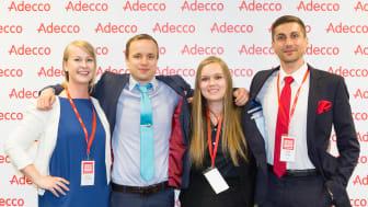 Viime vuonna Adeccon kesätoimitusjohtaja-kampanjan yli 500 hakijan joukosta finalisteiksi karsiutuivat Salla Turunen, Filip Björklöf, Viivi Nuorti sekä Sami Itani, josta tuli Suomen ensimmäinen CEO for One Month.