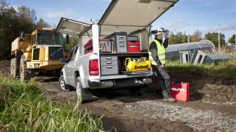 Modul-System, världens ledande tillverkare av modulära fordonsinredningar satsar vidare på att förbättra sin service och närvaro på den svenska marknaden.