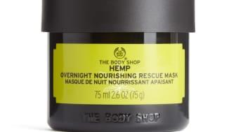 Hemp Overnight Nourishing Rescue Mask