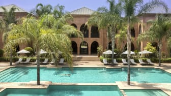 Palais Aziza and Spa in Marrakech Introduces Sunshine Spa Detox & Yoga Packages.
